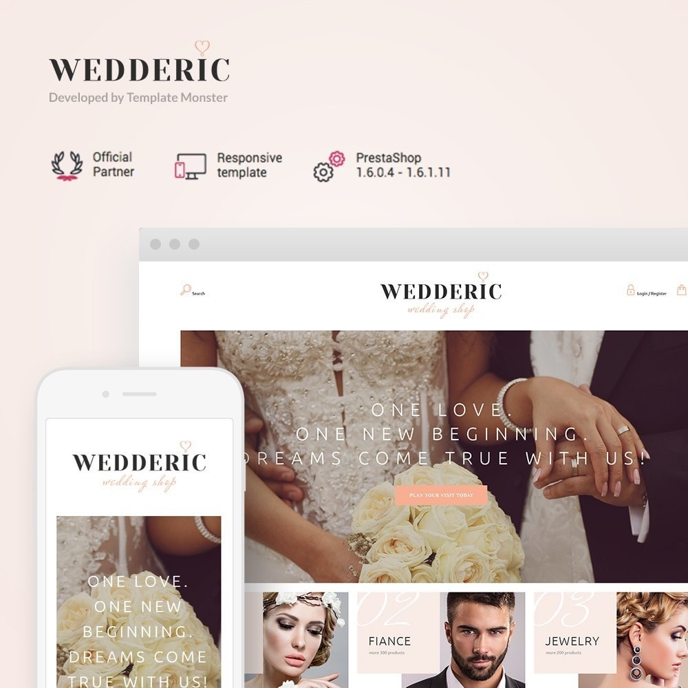 theme - Regali, Fiori & Feste - Wedderic - Wedding Shop - 2