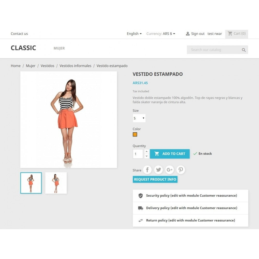 module - Formulario de contacto y Sondeos - Request Product Info - 4