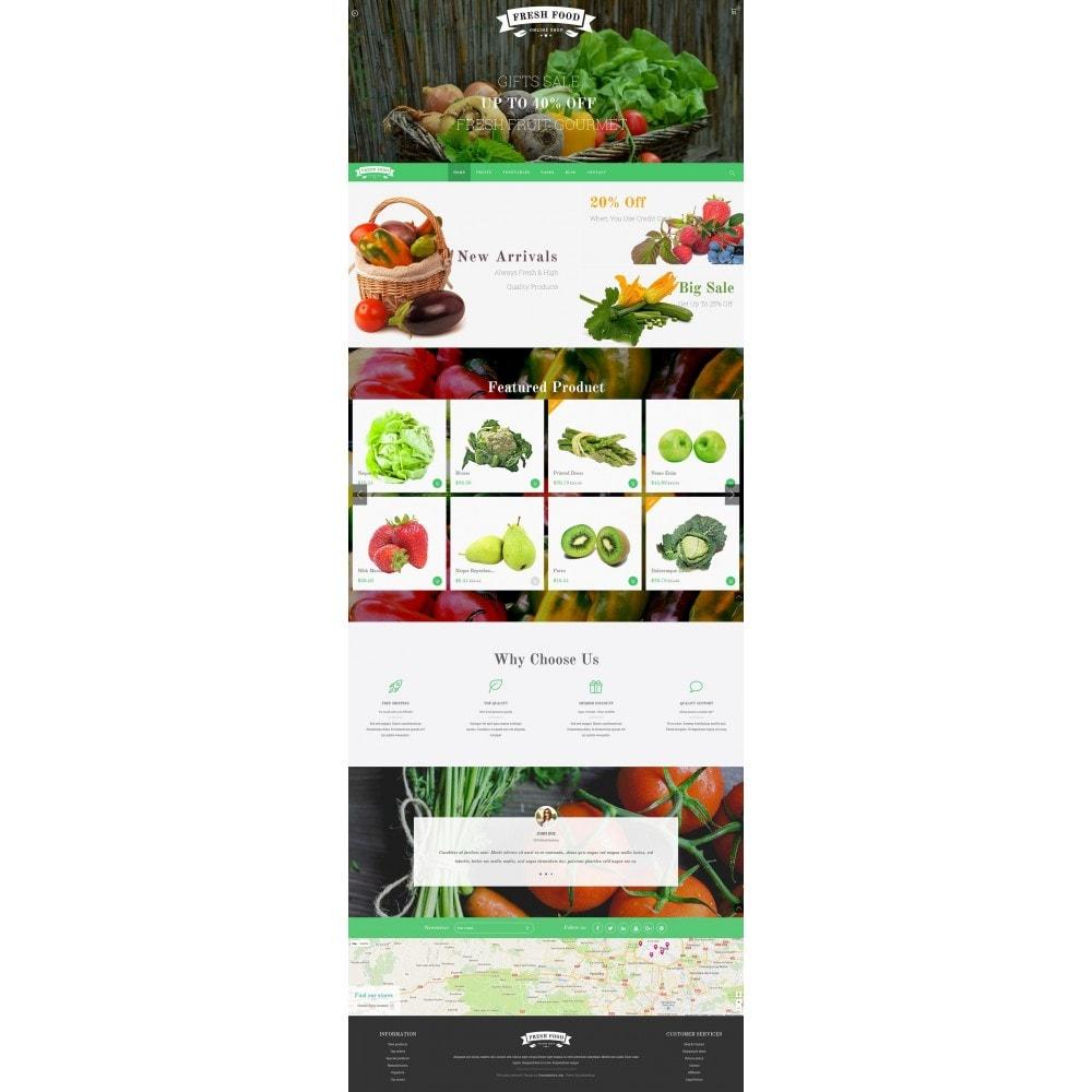 theme - Żywność & Restauracje - JMS FreshFood II - 6