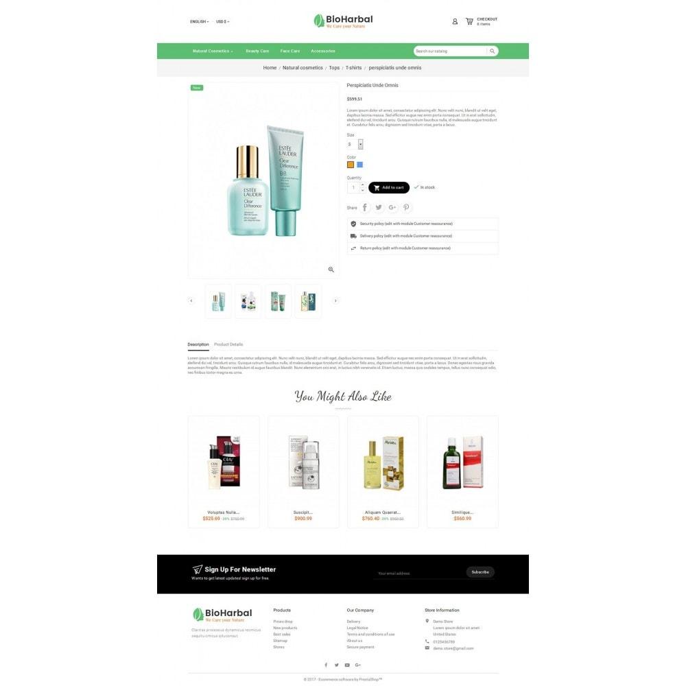 theme - Salute & Bellezza - Bio Cosmetics Store - 5