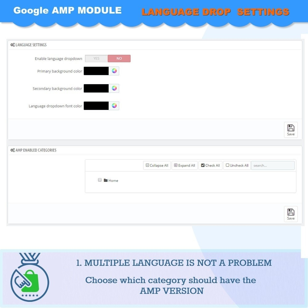 module - Website Performance - PROFESSIONAL AMP PAGES - ACCELERATED MOBILE PAGES - 19