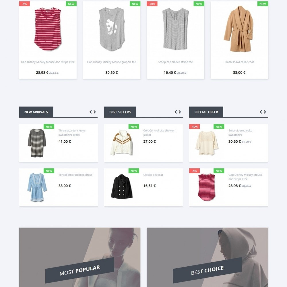 theme - Moda & Calzature - Carnalitte Fashion Store - 3