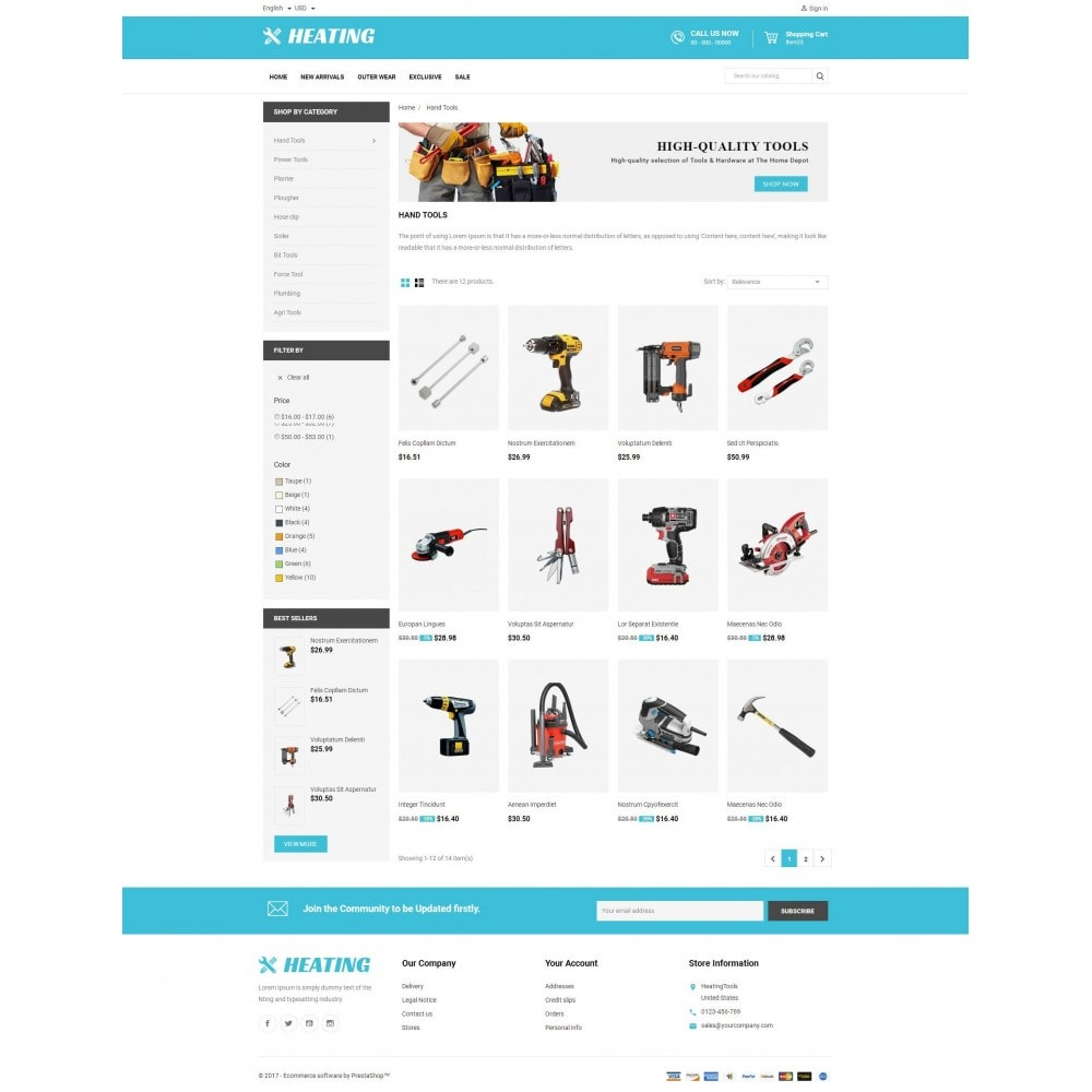 theme - Carros & Motos - HeatingTools - 3