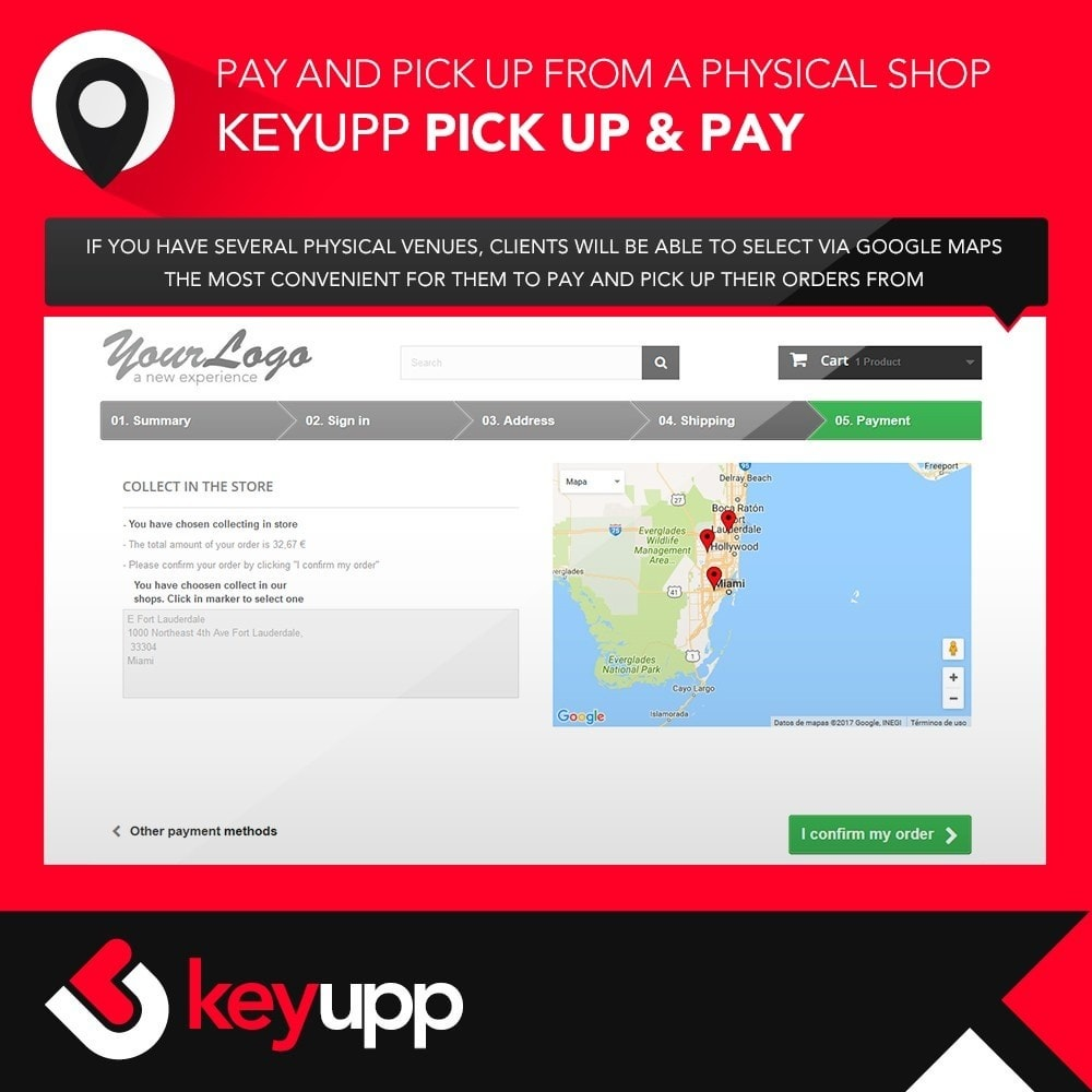 module - Pagamento em Loja - Pick Up & Pay in physical stores - 4
