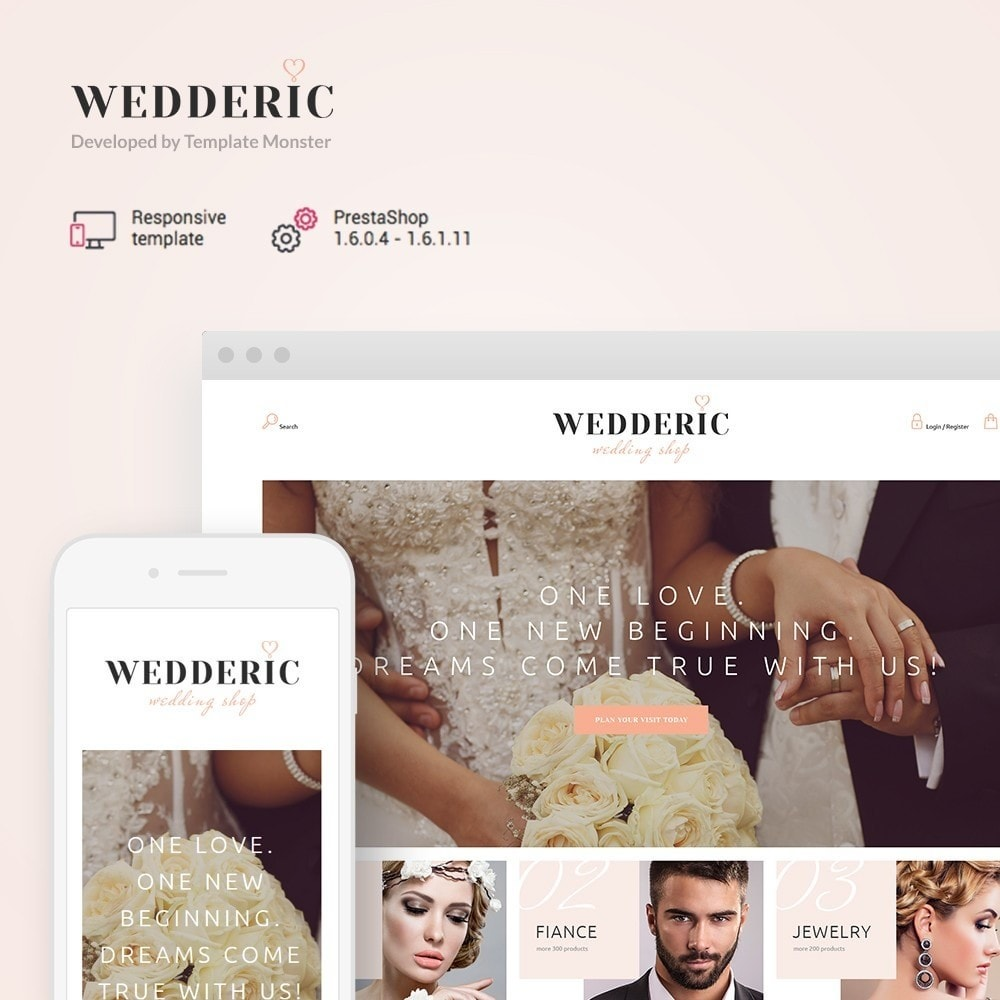 Wedderic - Wedding Shop