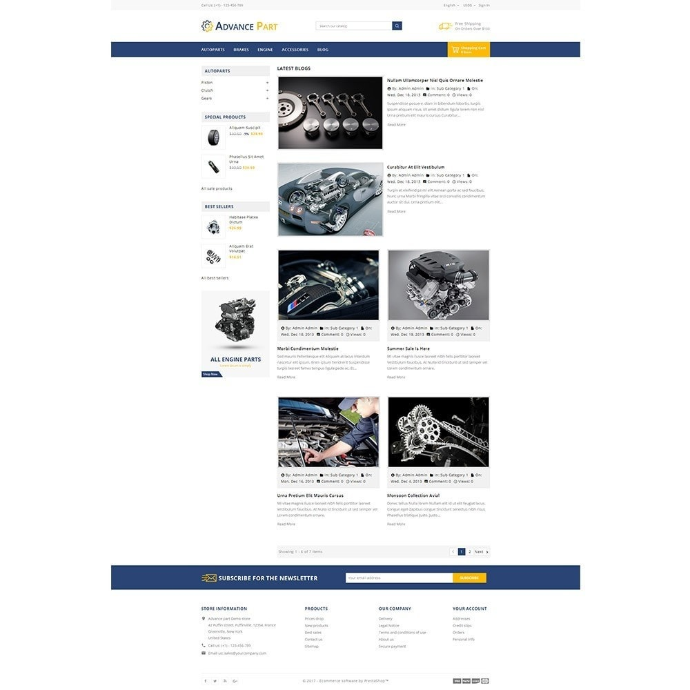 theme - Carros & Motos - Advance part - 8