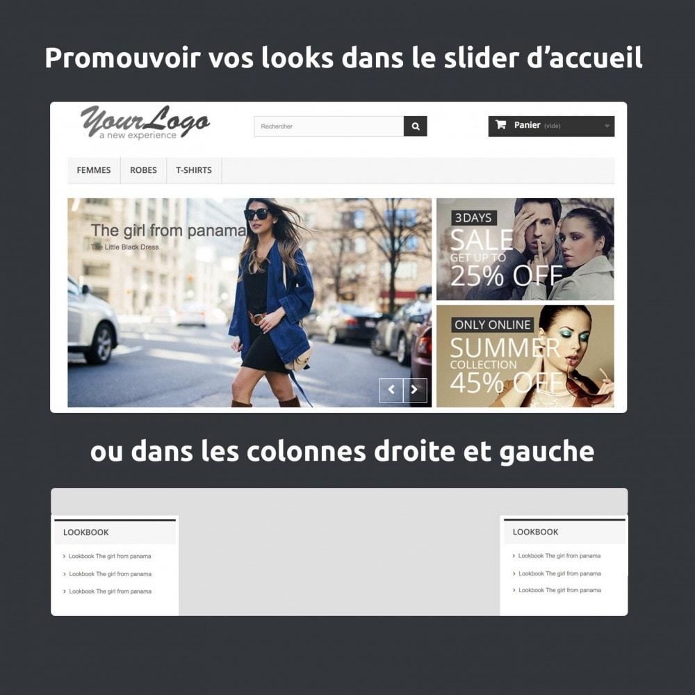 module - Visuels des produits - Lookbook - Animez votre catalogue (mode, déco…) - 4