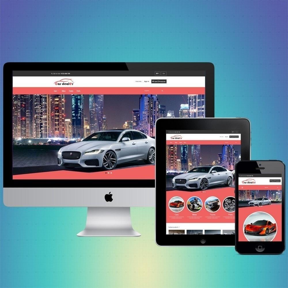 VP_CarDealer Store
