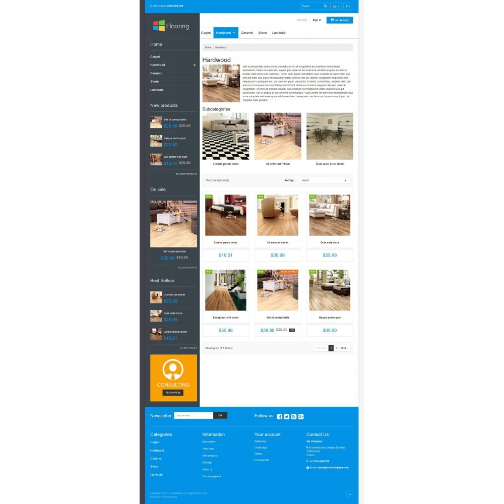VP_Flooring Store