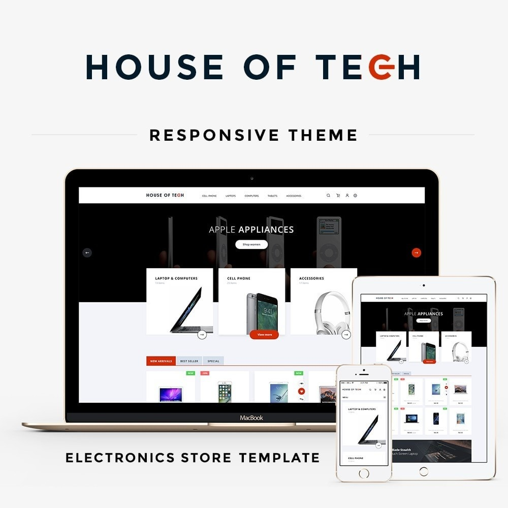 House of tech - High-tech Shop
