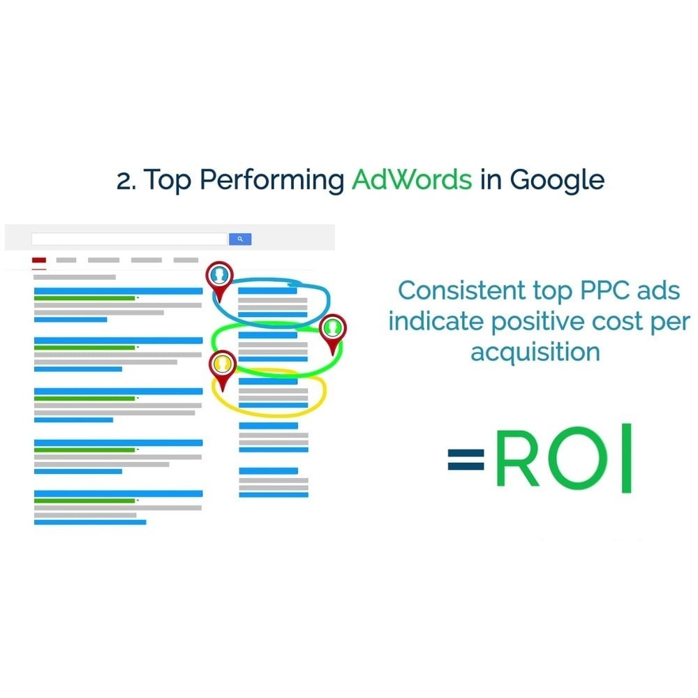 module - Analyses & Statistiques - Easy Google Adwords - 3