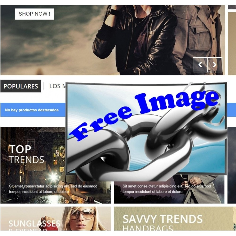 module - Page Customization - Free Image - 3