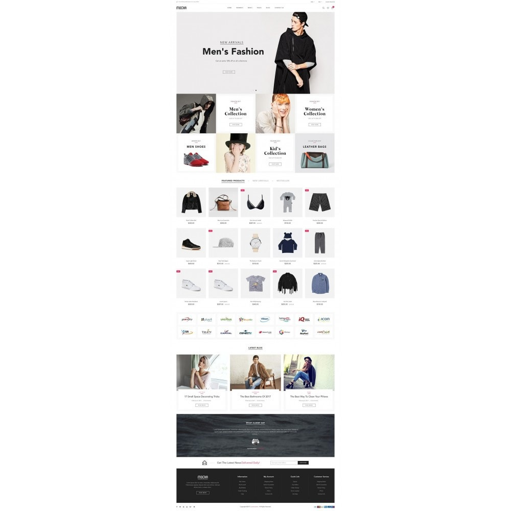 theme - Мода и обувь - JMS Mocha 1.7 - 9