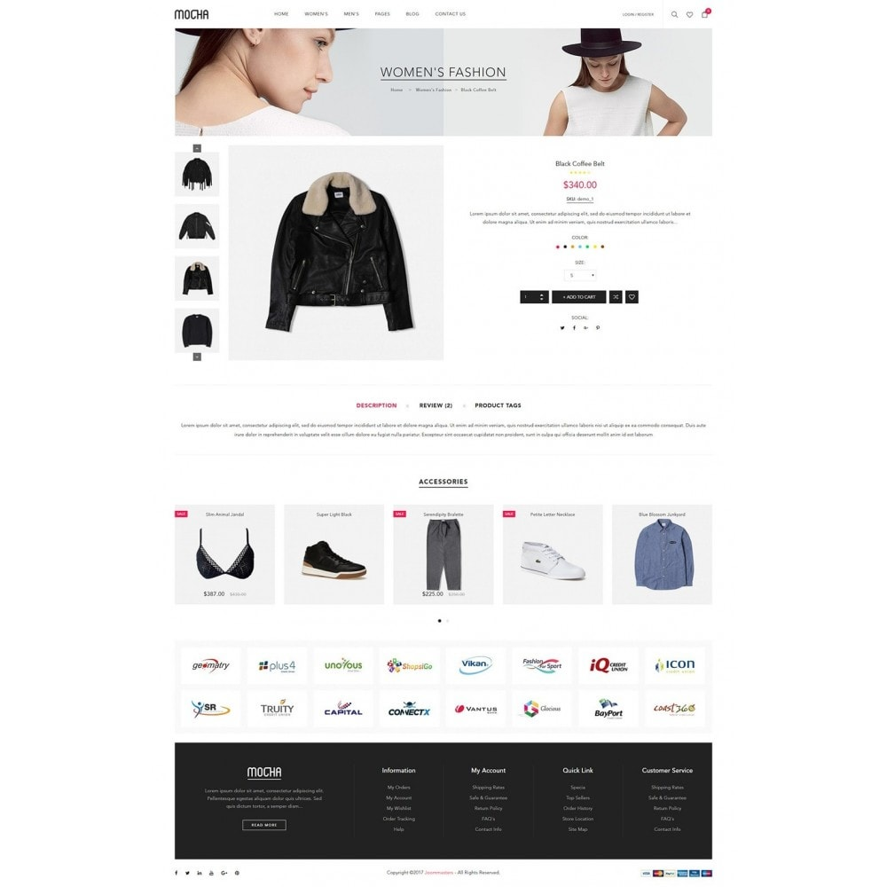 theme - Fashion & Shoes - JMS Mocha II - 13