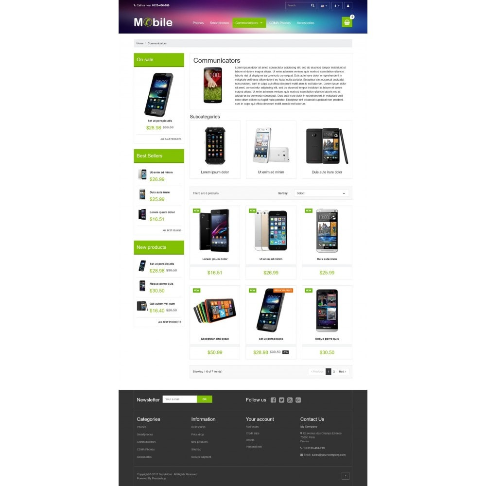 VP_Mobile Store