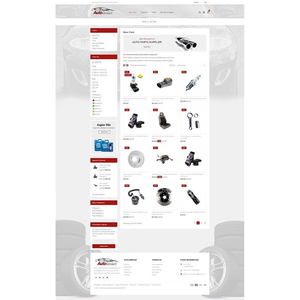 Auto smart store