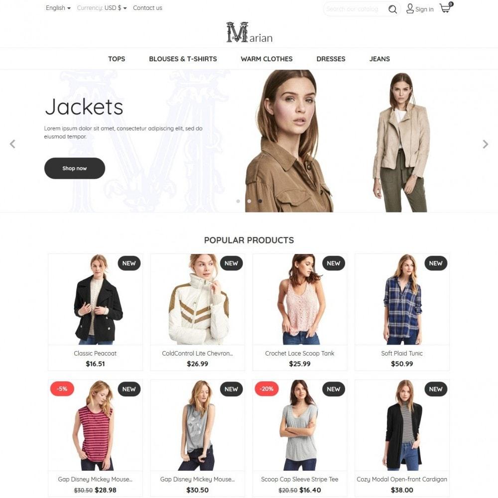 Marian Fashion Store