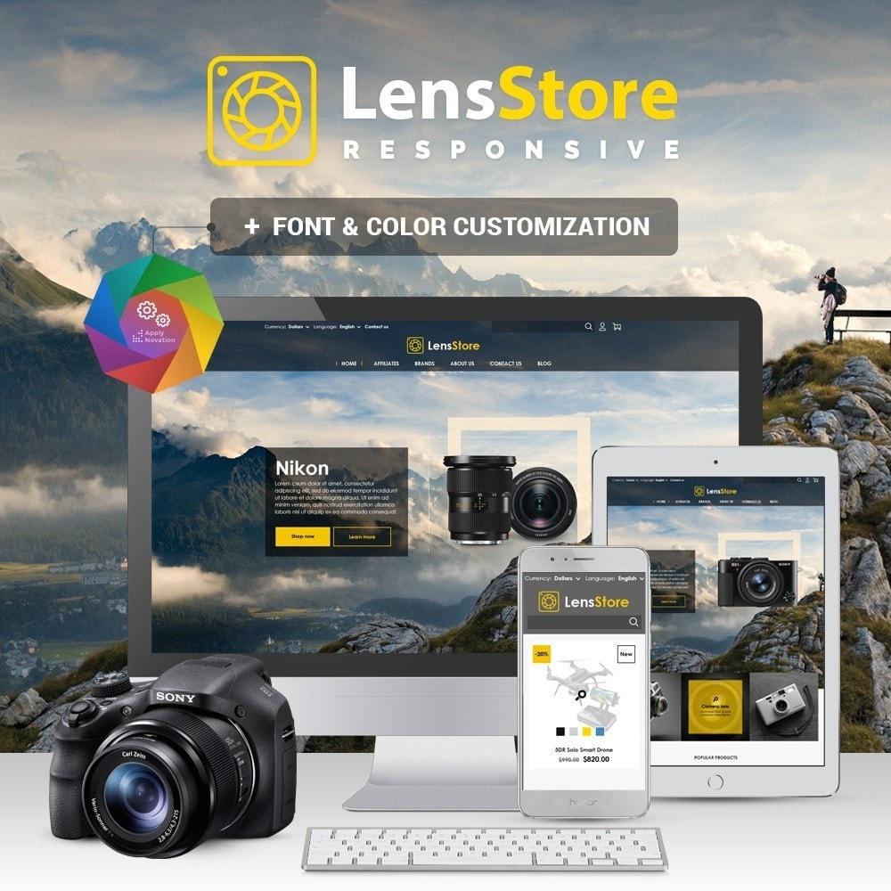 LensStore