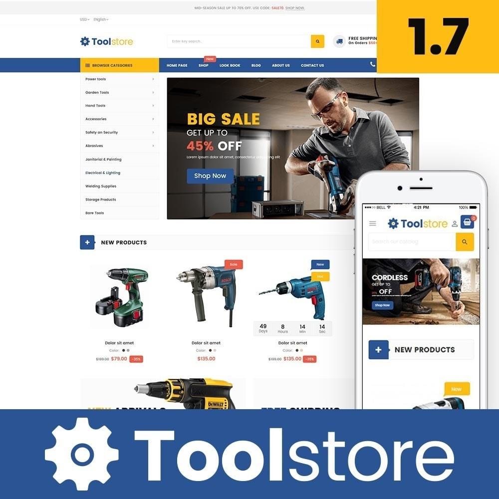 Tools Store Classic