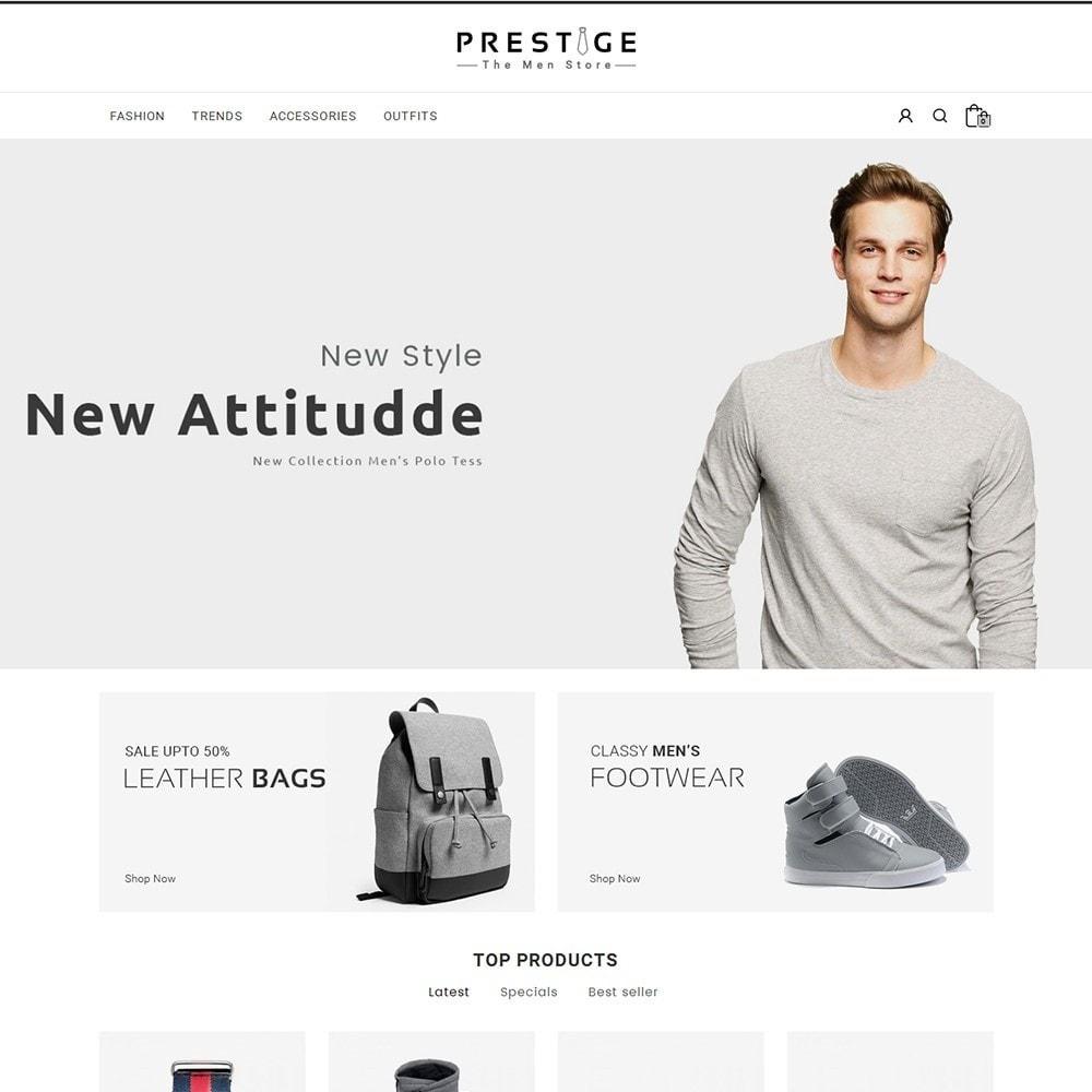 theme - Мода и обувь - Prestige Fashion Store - 2