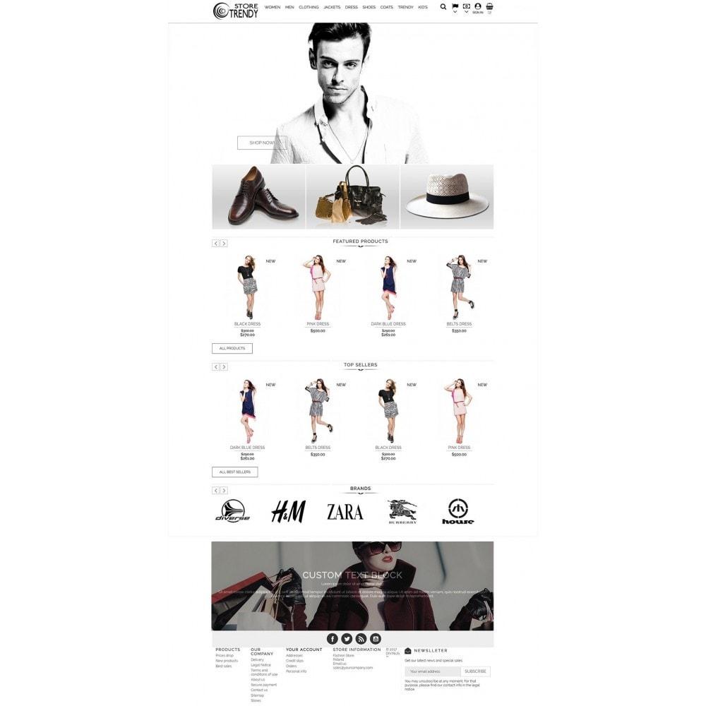 theme - Moda & Obuwie - Trendy Store - 3
