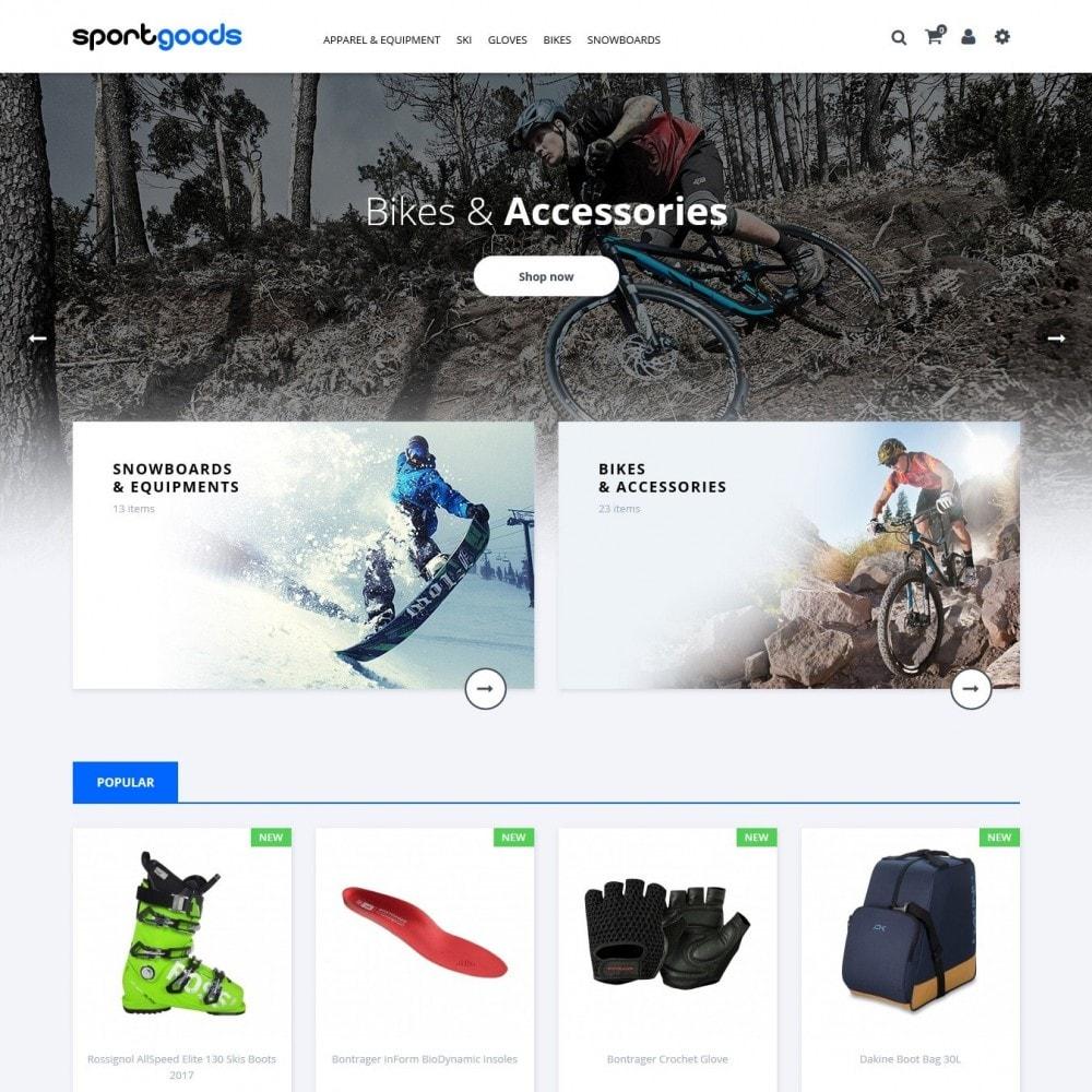 theme - Sports, Activities & Travel - Sportgoods - 2
