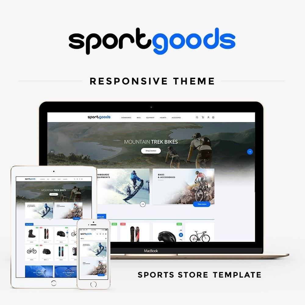 theme - Desporto, Actividades & Viagens - Sportgoods - 1