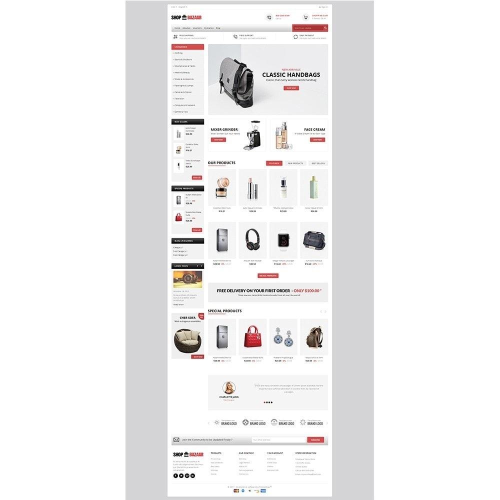 ShopBazar Mega Store