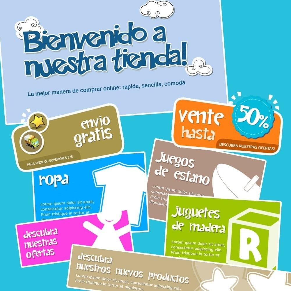 theme - Niños y Juguetes - Happy Kids - 17