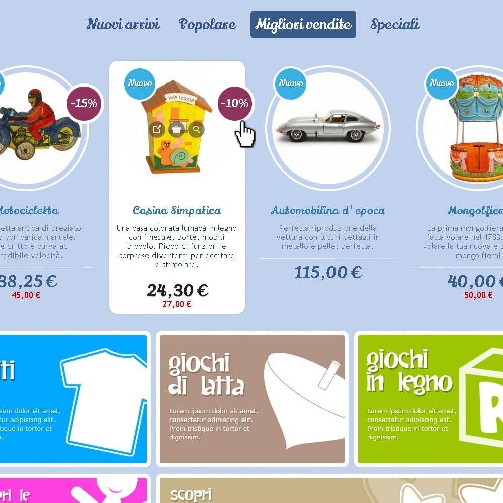 theme - Bambini & Giocattoli - Happy Kids - 3