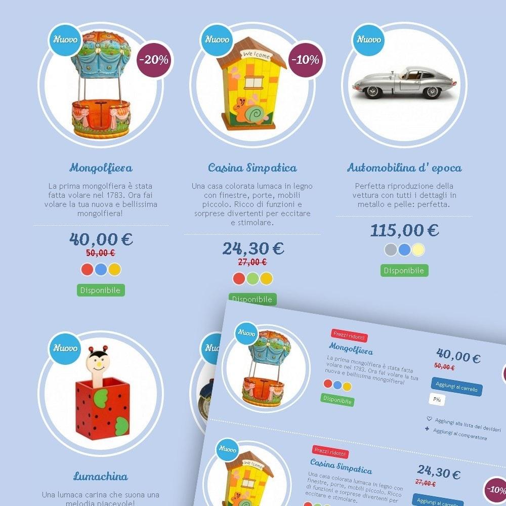 theme - Bambini & Giocattoli - Happy Kids - 5