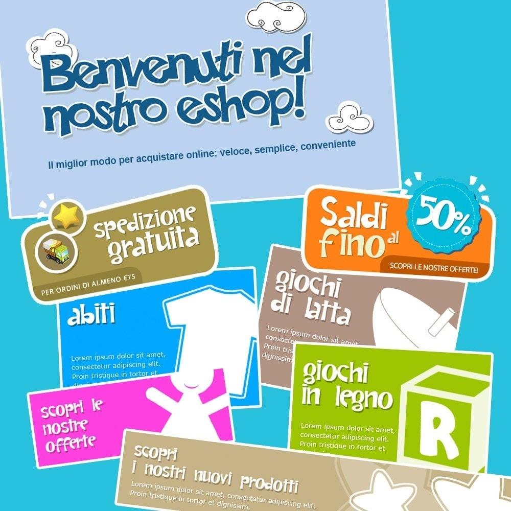 theme - Bambini & Giocattoli - Happy Kids - 17
