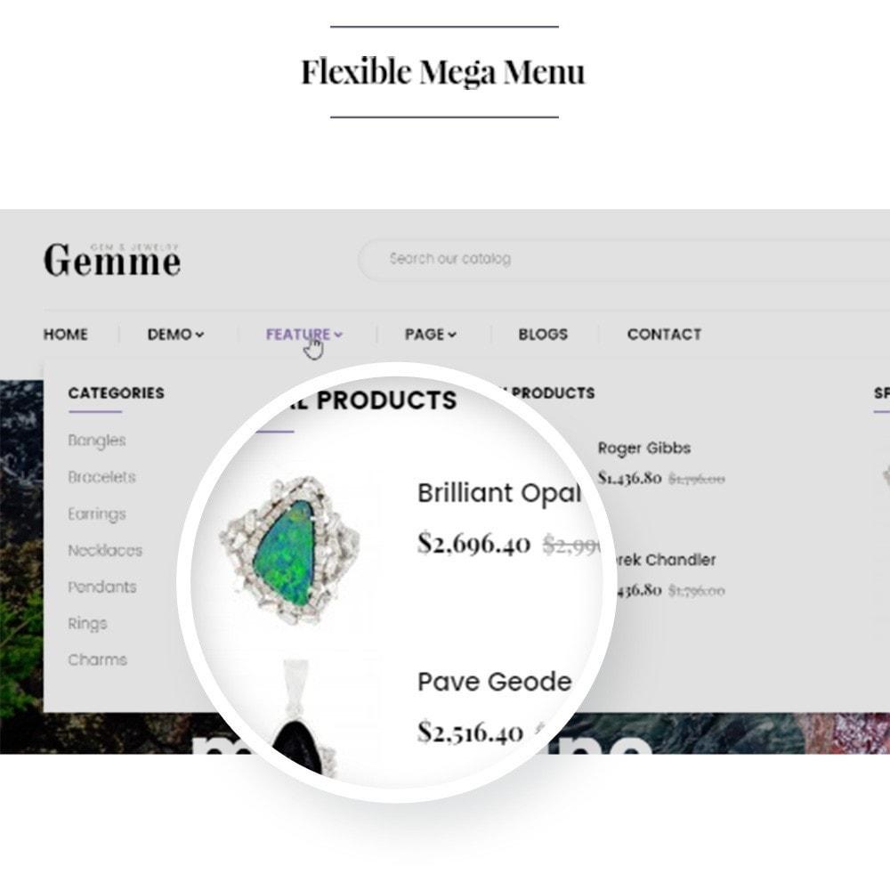 theme - Bellezza & Gioielli - Pts Gemme - 7