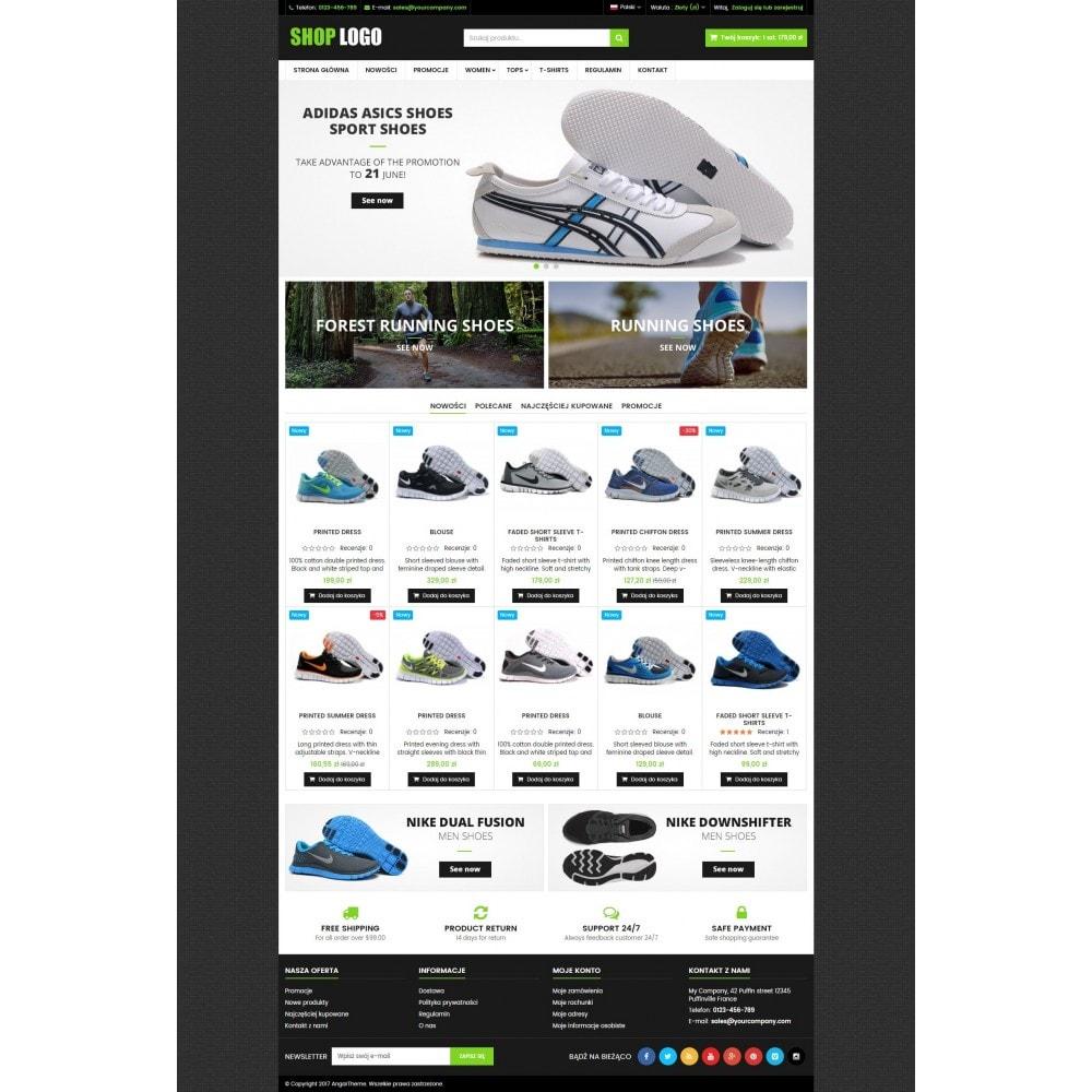 ATS01 Sport i Buty Sportowe