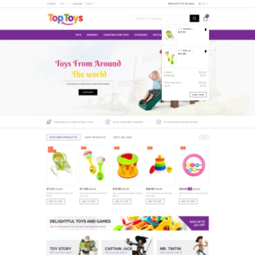 theme - Kids & Toys - Top Toys Store - 7