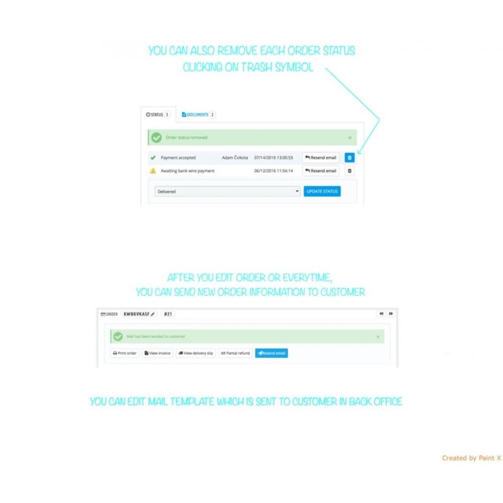 module - Gestión de Pedidos - Gestión avanzada de pedidos y números de documentos - 5