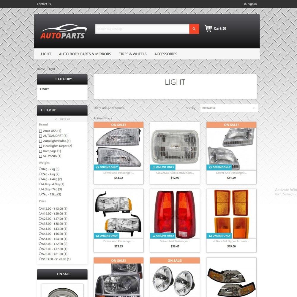 theme - Automotive & Cars - Auto Parts 2.0 - 2