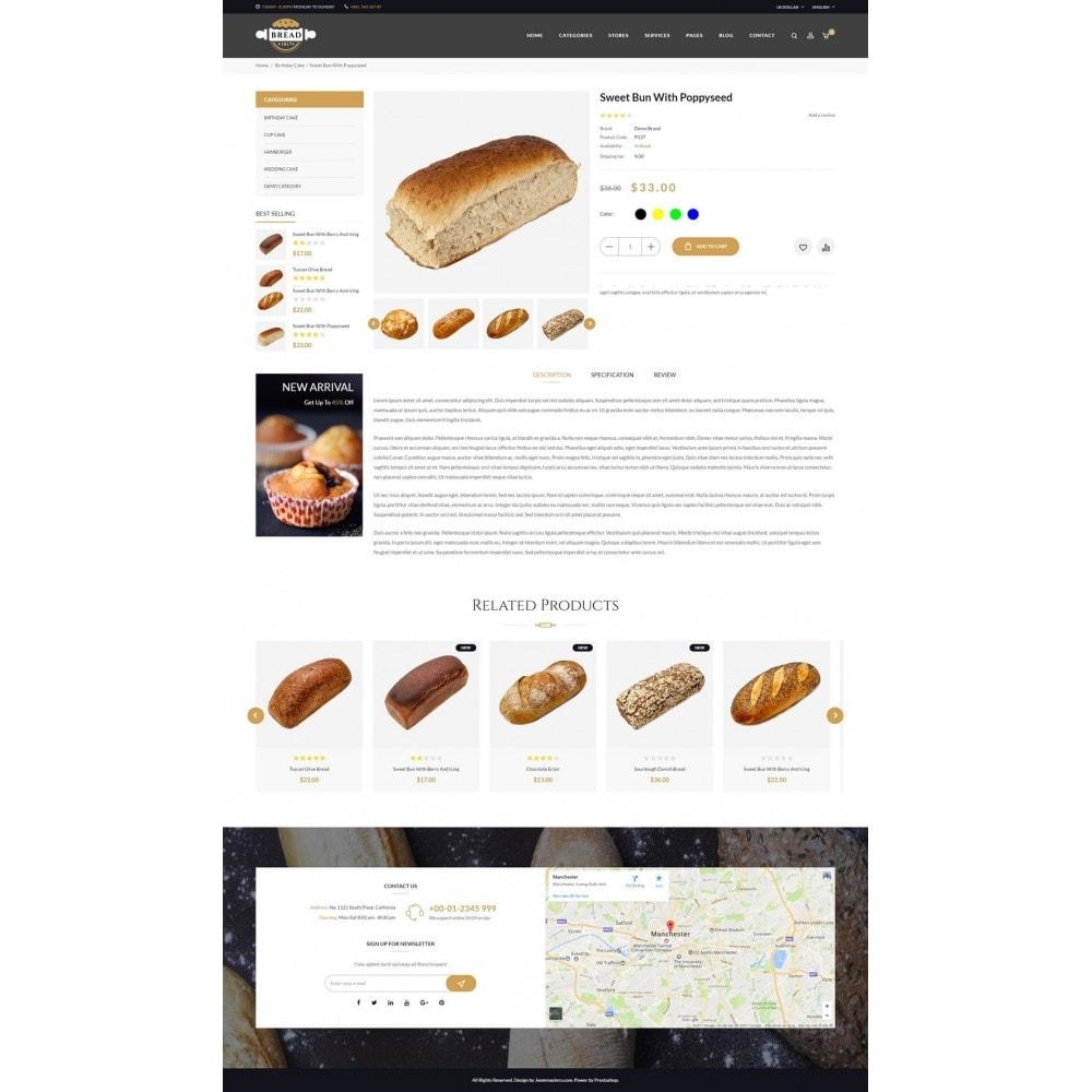 theme - Food & Restaurant - JMS Bread 1.7 - 10