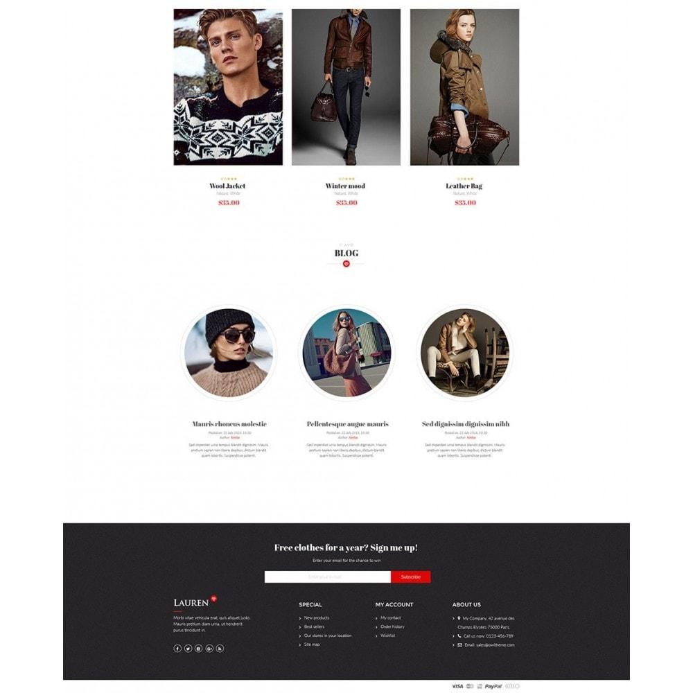 theme - Mode & Schoenen - Lauren Fashion - 4