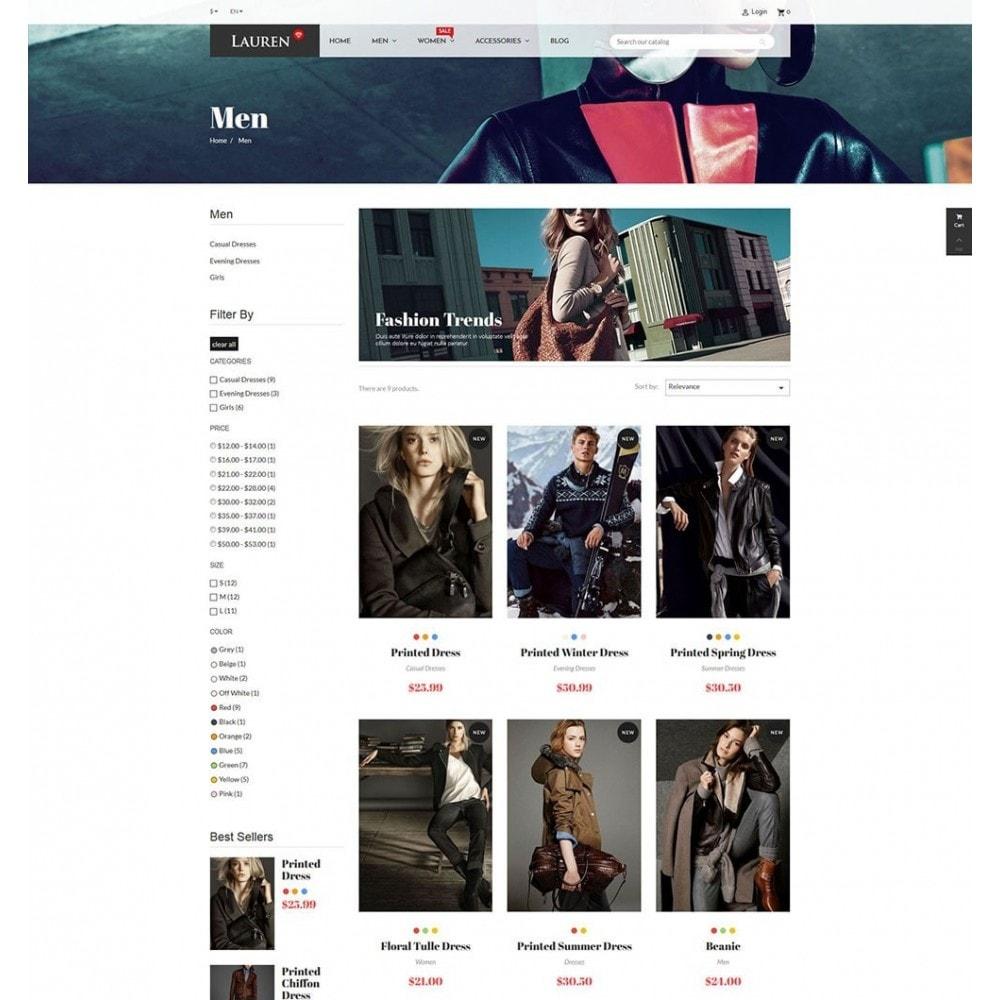 theme - Mode & Schoenen - Lauren Fashion - 5