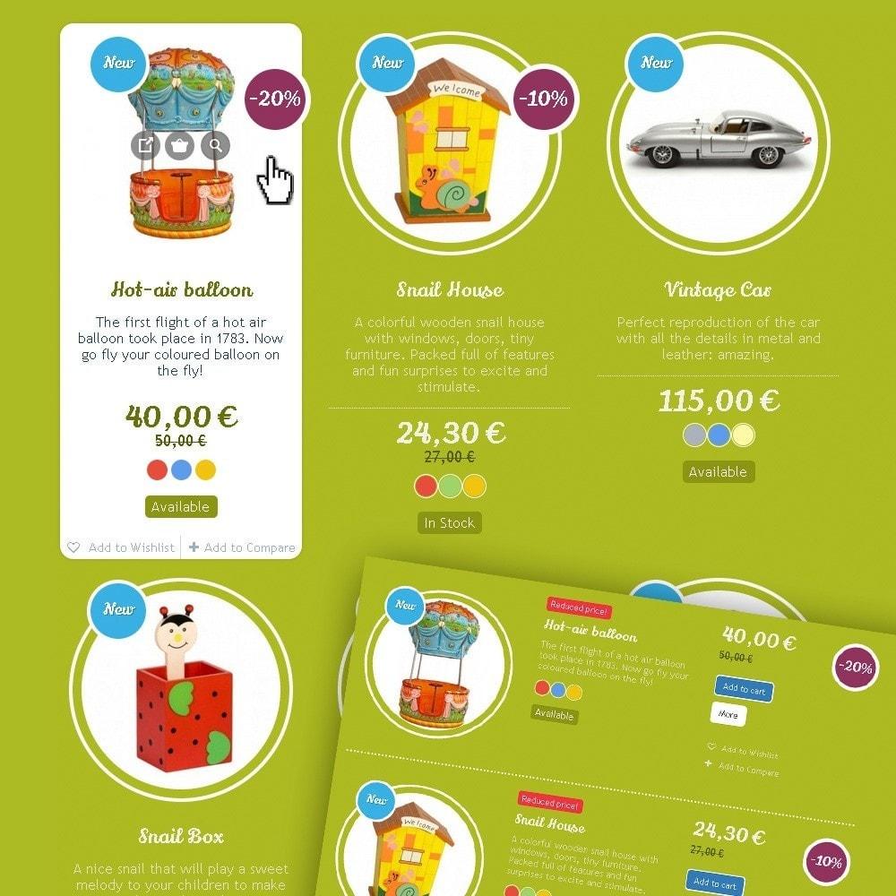 theme - Zabawki & Artykuły dziecięce - Happy Farm - 4
