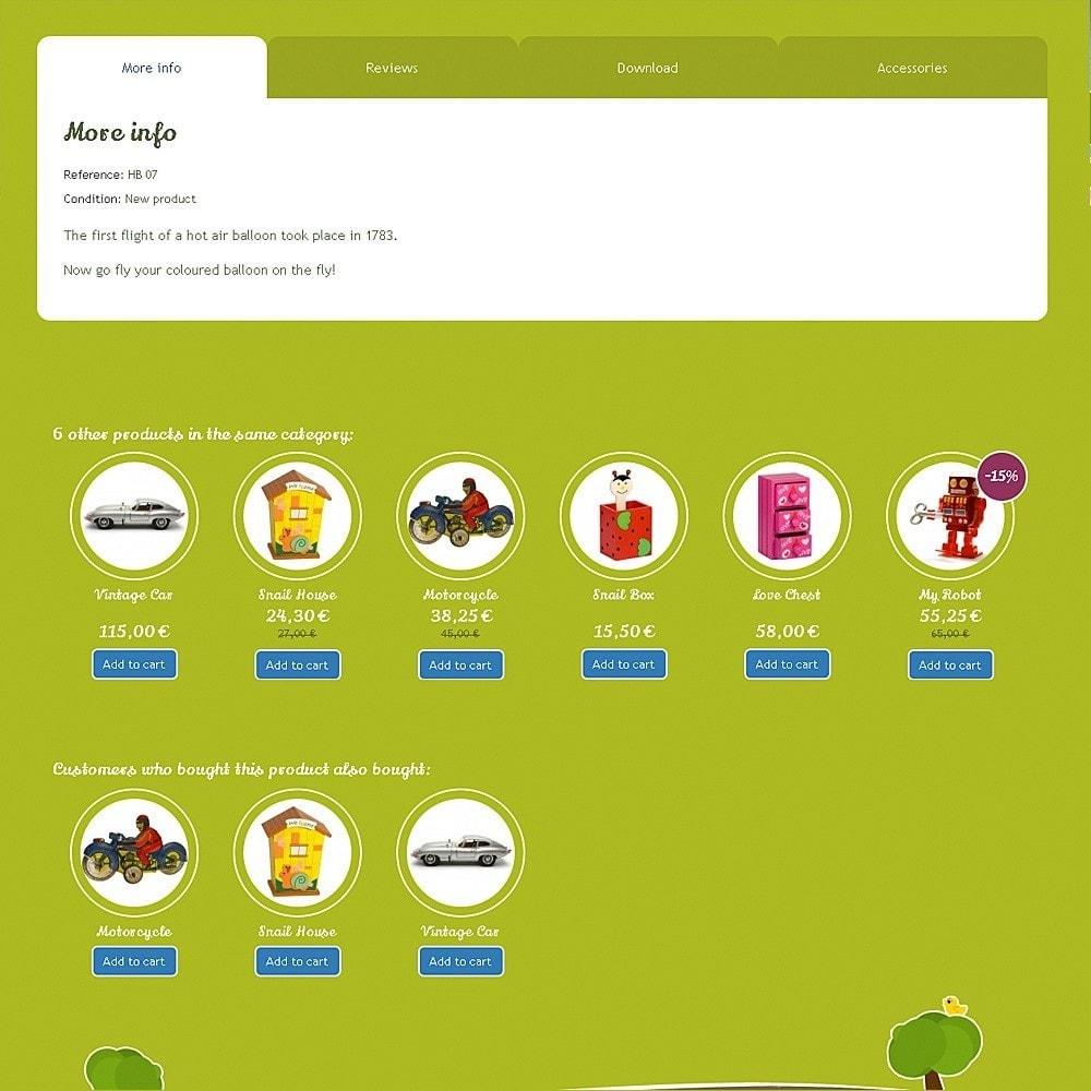 theme - Zabawki & Artykuły dziecięce - Happy Farm - 6