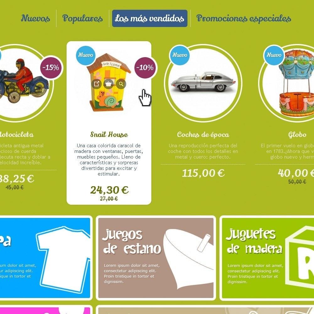 theme - Niños y Juguetes - Happy Farm - 2