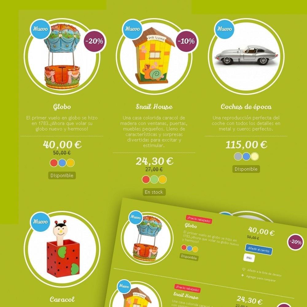 theme - Niños y Juguetes - Happy Farm - 4