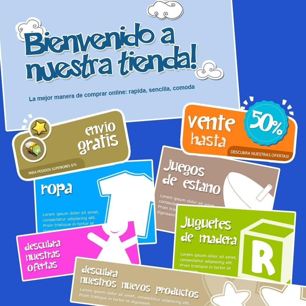 theme - Niños y Juguetes - Happy Farm - 15