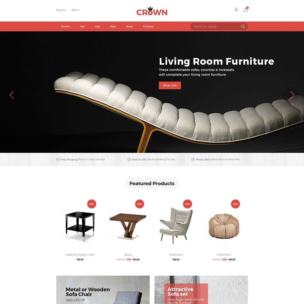 Interior - Furniture Store