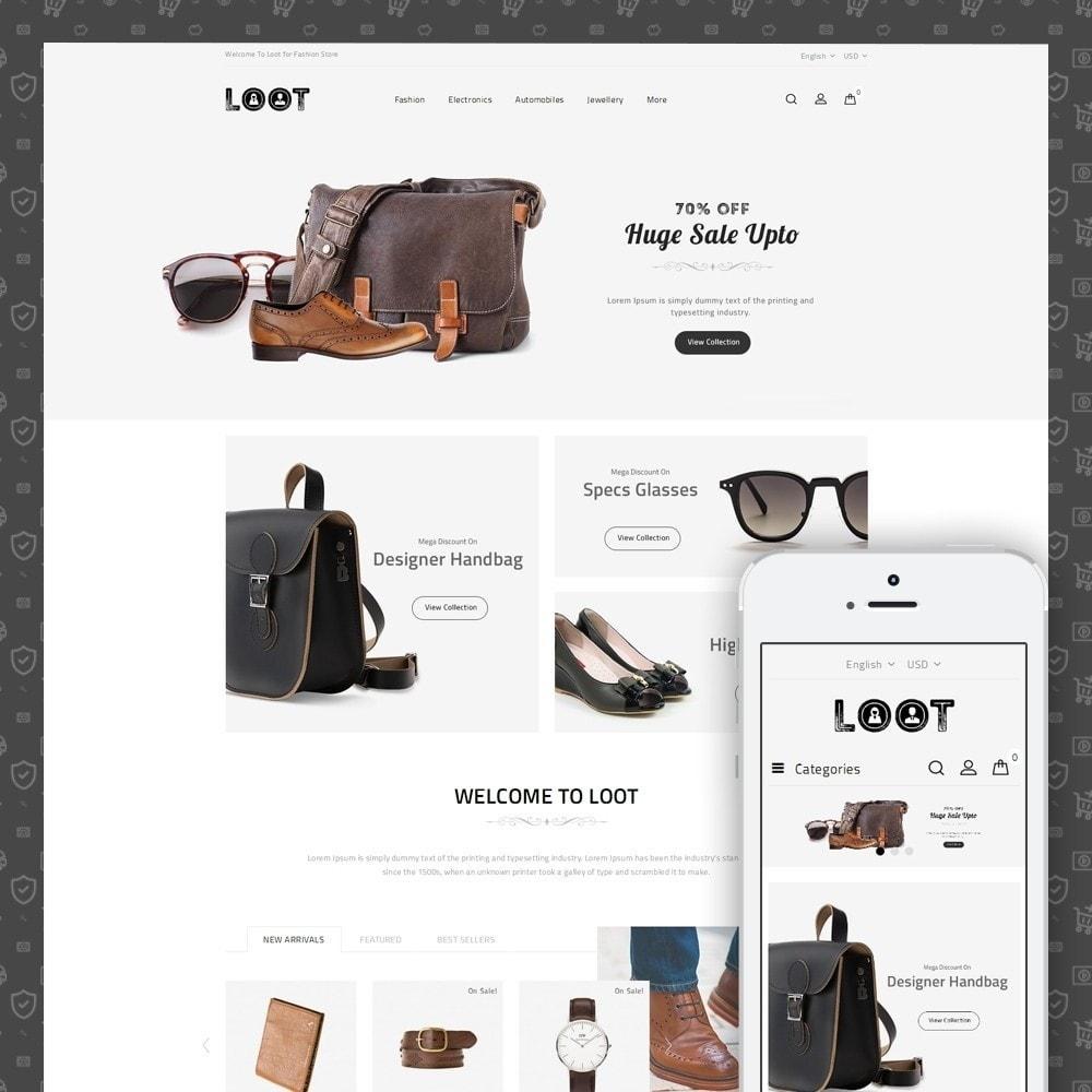 Loot - Fashion Store