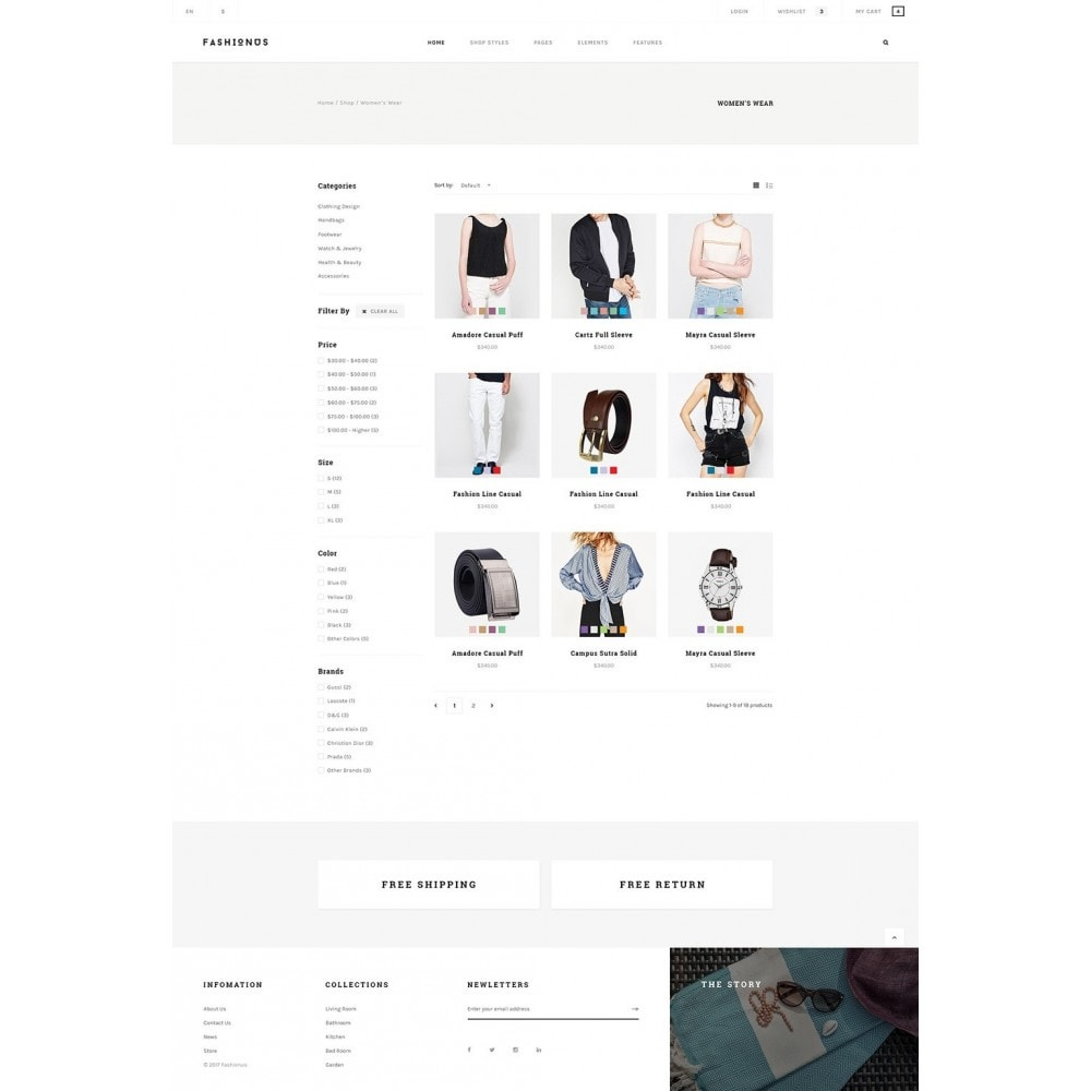 theme - Moda & Calçados - JMS Fashionus II - 15