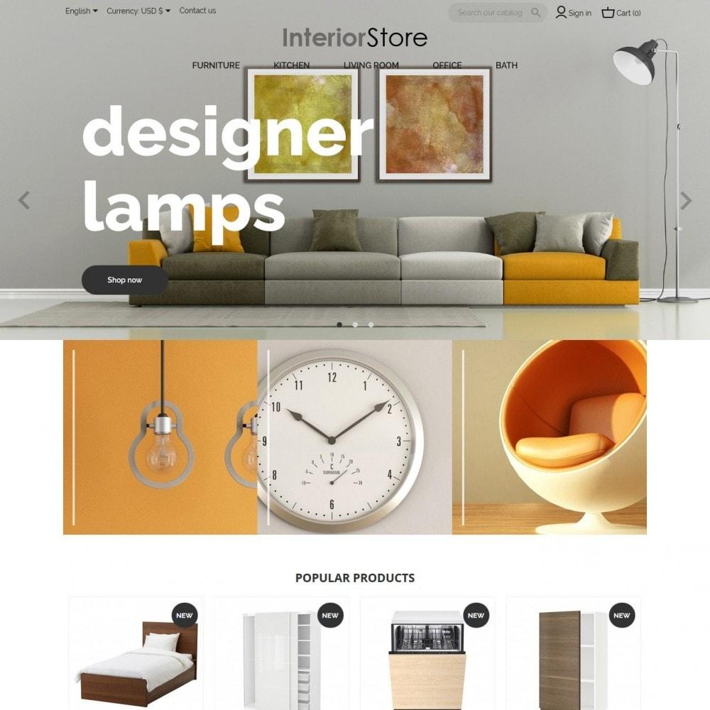 theme - Casa & Jardins - Interior Store - 2
