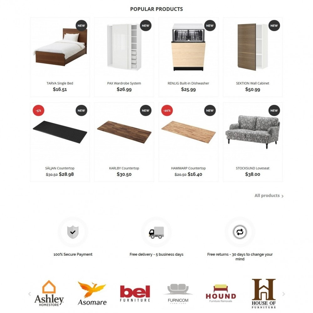 theme - Casa & Jardins - Interior Store - 3